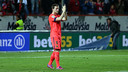 Rakitic au Sanchez Pizjuan / MIGUEL RUIZ-FCB