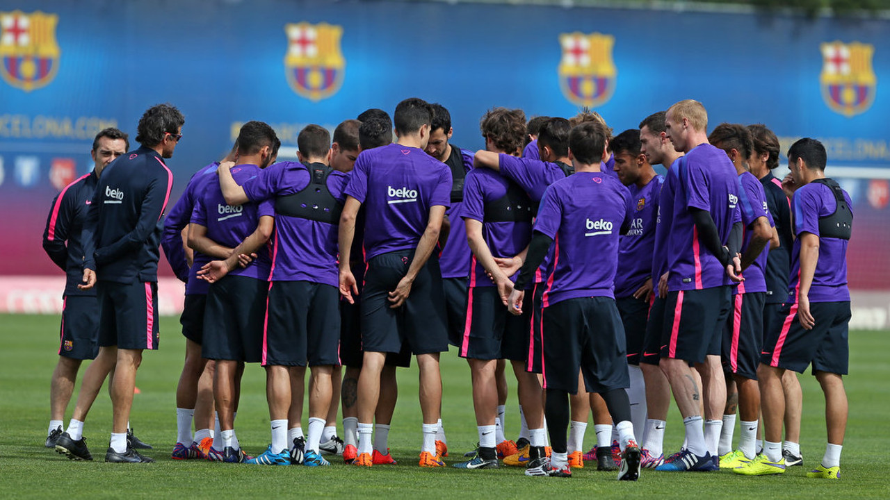 Five names will need to be dropped from the list of 23 / MIGUEL RUIZ-FCB