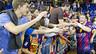 Els aficionats blaugranes esgoten les entrades per a Colònia / FOTO:ARXIU-FCB