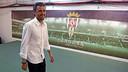 Luis Enrique, al Nuevo Arcángel / MIGUEL RUIZ - FCB