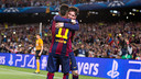 Leo Messi and Neymar Jr scored the goals against Bayern / GERMÁN PARGA - FCB