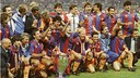 The first European Cup victory in 1992 was a big favourite / FCB