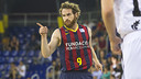 Huertas is about to make his fourth ton of ACB appearances / FCB