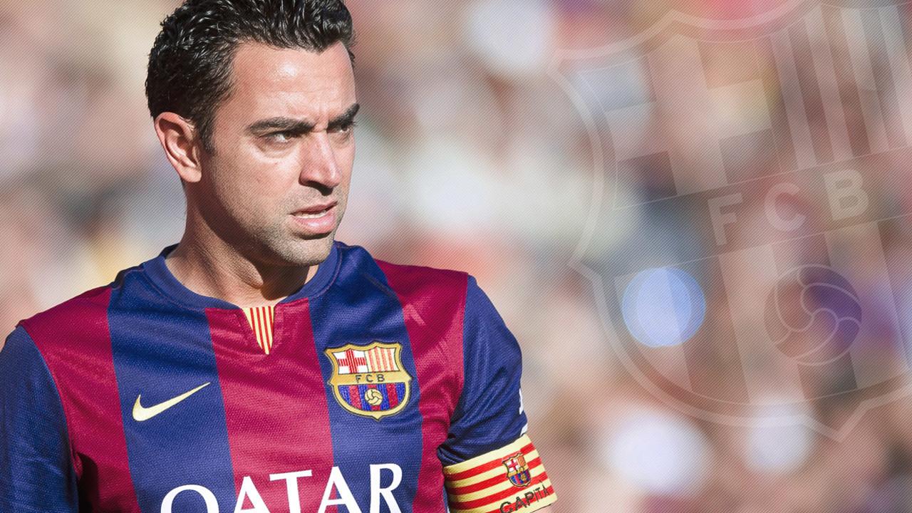 Xavi / FCB