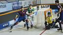 Lamas, defensant Panadero durant la Supercopa. FOTO: Arxiu FCB
