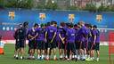 The team is preparing for the cup final against Athletic Bilbao / MIGUEL RUIZ-FCB
