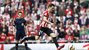 Aritz Aduriz  is Athletic Club top scorer / ATHLETIC CLUB