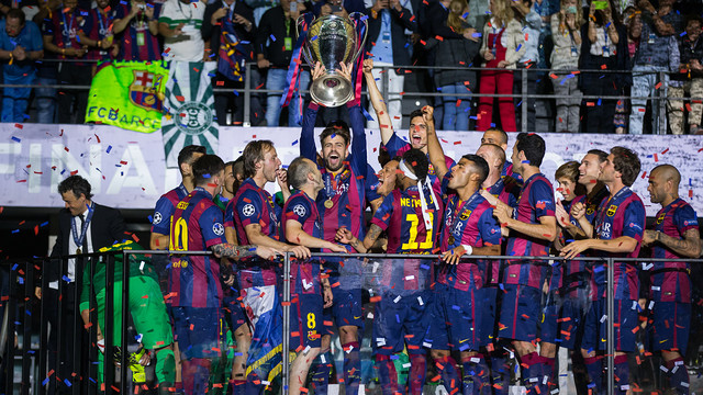 International press praises FC Barcelona the world over | FC Barcelona