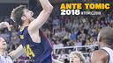Ante Tomic 2018.