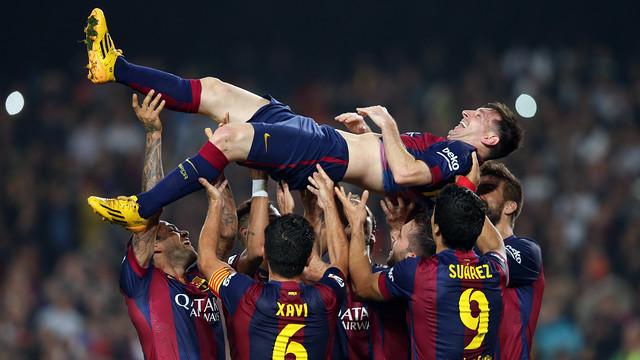 FC Barcelona celebra el cumpleaños de Lionel con el hashtag #Messi28 y videos historicos