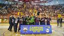 La 21ª Copa de Europa de la sección / VICTOR SALGADO - FCB
