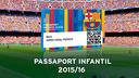 Child Passport 2015/16