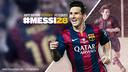 Happy birthday, Leo Messi
