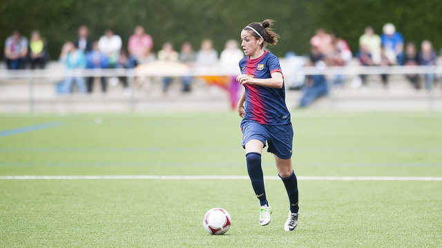 Seven new faces for the bar a women 39 s team fc barcelona - Forlady barcelona ...