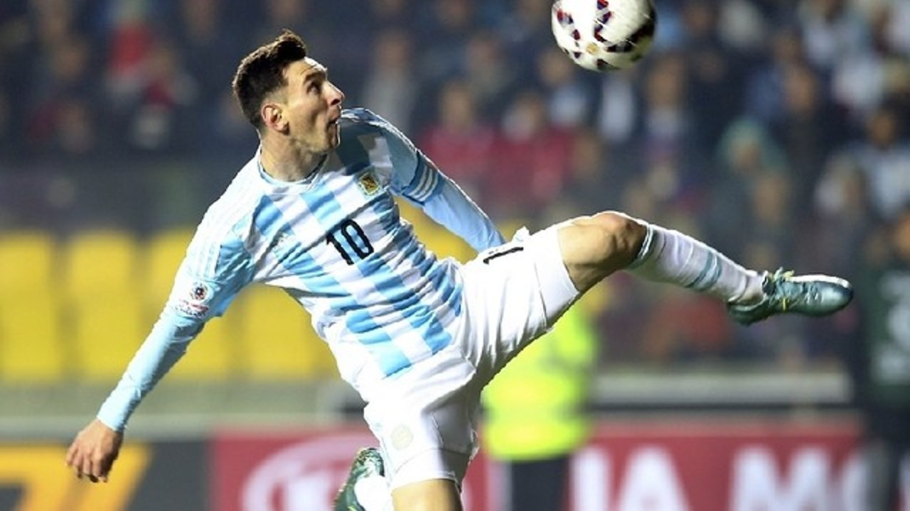 Lionel Messi is leading Argentina into the Final of the Copa América. / www.ca2015.com