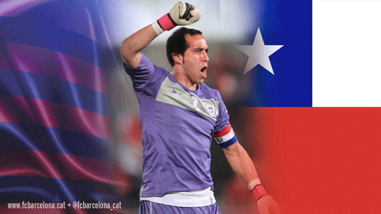 Bravo, campió d'Amèrica / FCB