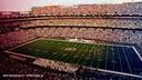 El FedEx Field fue una de las sedes del Mundial femenino 1999 / FOTOMONTAJE - FCB