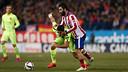 Arda Turan, en un partit contra el Barça / MIGUEL RUIZ - FCB
