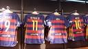 Arda Turan shirt in the FCB Shop / VEDAT DANACI - FCB