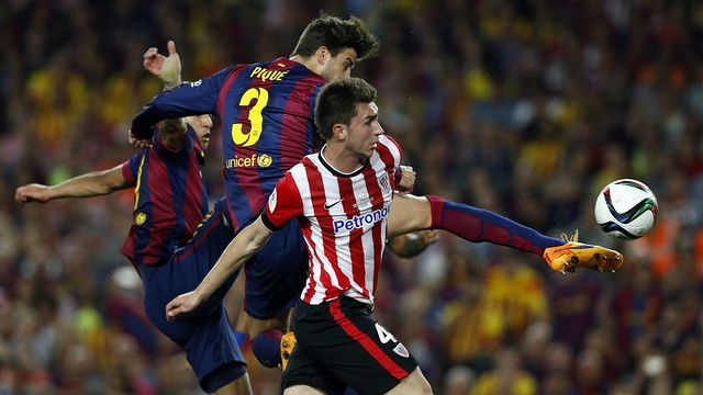 Barça and Athletic will meet three times in a row / MIGUEL PÉREZ-FCB