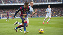 Málaga caused an upset at Camp Nou last season winning 1-0 / VÍCTOR SALGADO-FCB