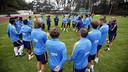 L'equip ha completat un altre entrenament a San Francisco / MIGUEL RUIZ - FCB