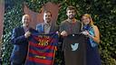La représentation blaugrana chez Twitter / MIGUEL RUIZ - FCB