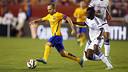 Iniesta, contre Chelsea / MIGUEL RUIZ-FCB
