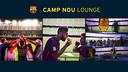 The Camp Nou Lounge photo competition was a huge success / FCB