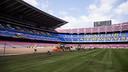 Camp Nou, this Friday / GERMÁN PARGA-FCB