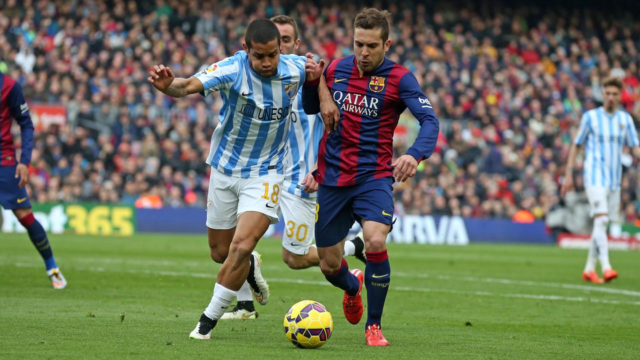 El test del Barça-Màlaga / MIGUEL RUIZ - FCB