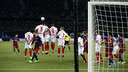 Sevilla and Barça meet again after contesting the European Super Cup / MIGUEL RUIZ-FCB
