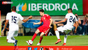 Bartra in action for the national side / sefutbol.com