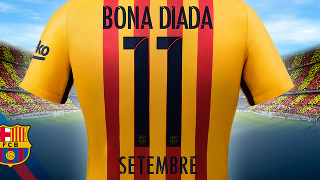 c7cc64bd1 FC Barcelona and the National Day of Catalonia