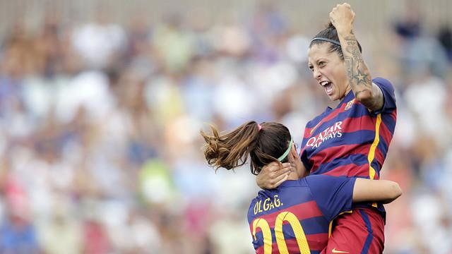 El Barça Femení vol repetir la victòria de la primera jornada de Lliga / Santiago Ferrero