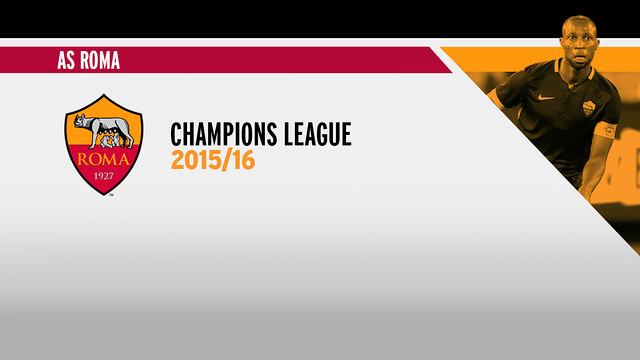 FC Barcelona and AS Roma open play in Group E of the UEFA Champions League on Wednesday at 8.45pm CET at the Stadio Olimpico in Rome, Italy. / FCB GRAPHIC DESIGN