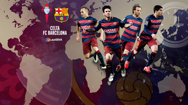 Barça visit Celta for the fifth round of matches in La Liga / FCB