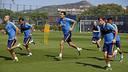 L'equip ja prepara el duel contra el Las Palmas / MIGUEL RUIZ - FCB