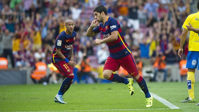 Prediksi Skor Las Palmas vs Barcelona 20 Februari 2016 Liga Spanyol