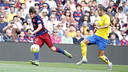 Sergi Roberto was one of the game's outstanding players / MIGUEL RUIZ - FCB