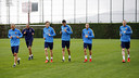 The squad was back in training on Wednesday / MIGUEL RUIZ-FCB