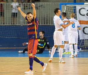 Los barcelonistas han celebrado 34 goles en septiembre