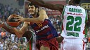 Abrines in action in the Euroleague / EUROLEAGUE