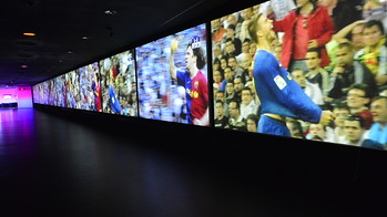 Giant screen