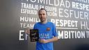 Le capitaine a voté pour son onze idéal / MIGUEL RUIZ - FCB
