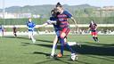 Victòria del Barça Femení davant el Collerense / PACO LARGO - FCB