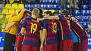Barça 72 games unbeaten / VICTOR SALGADO - FCB