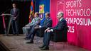 Sports Technology Symposium at FC Barcelona / GERMÁN PARGA - FCB