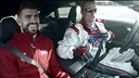 Gerard Piqué in the Audi advert