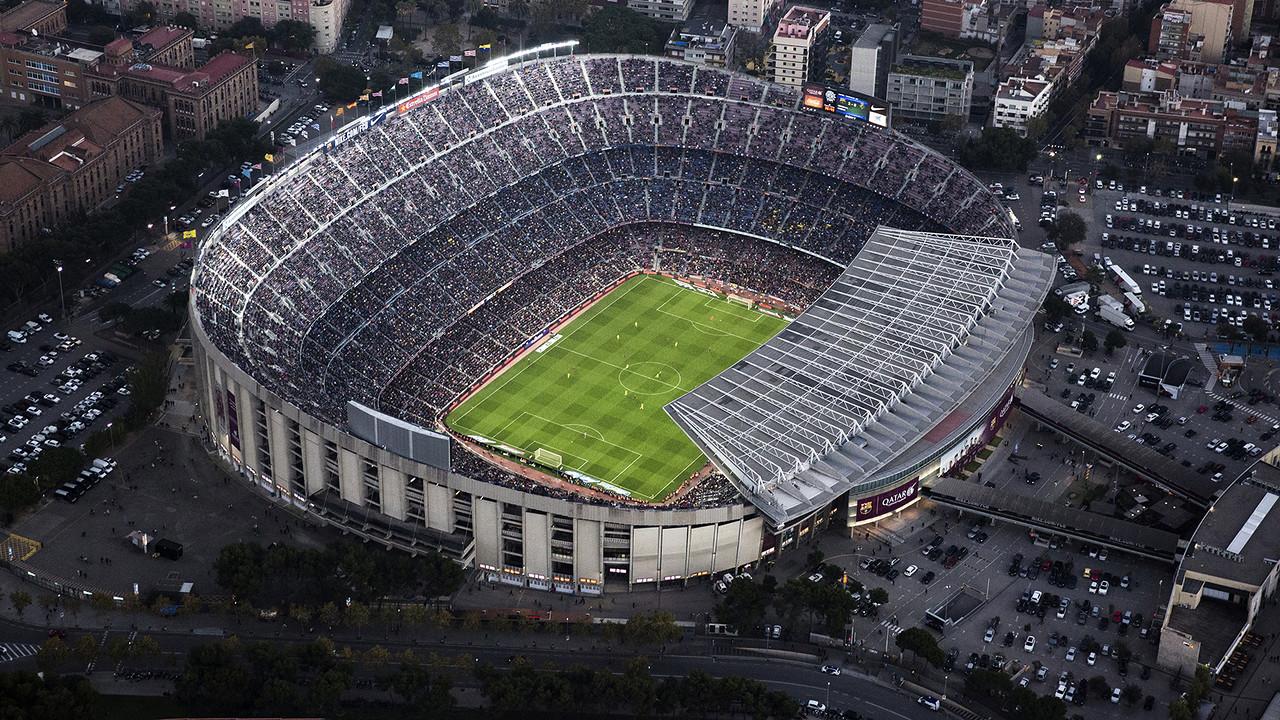 Mesures especials pels propers partits al Camp Nou / FCB